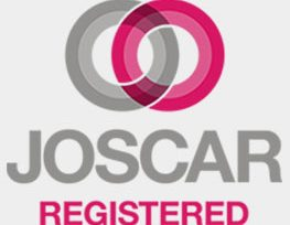 We are JOSCAR Registered