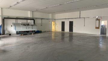 New CNC internal & external grinding machine
